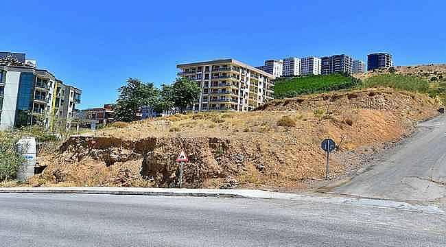 Büyükşehir, yeşil alan düzenlemelerine bir yenisini daha ekliyor