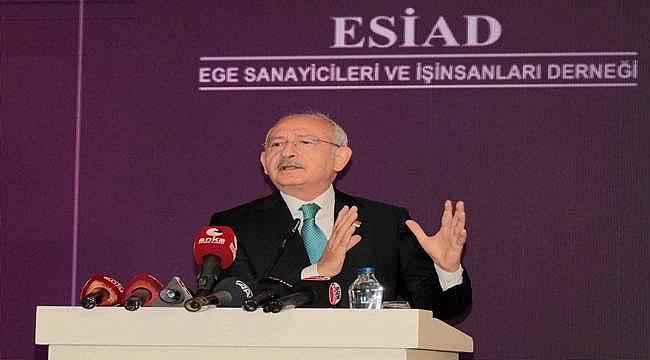 """CHP lideri Kılıçdaroğlu: """"Türkiye yönetilemiyor"""""""