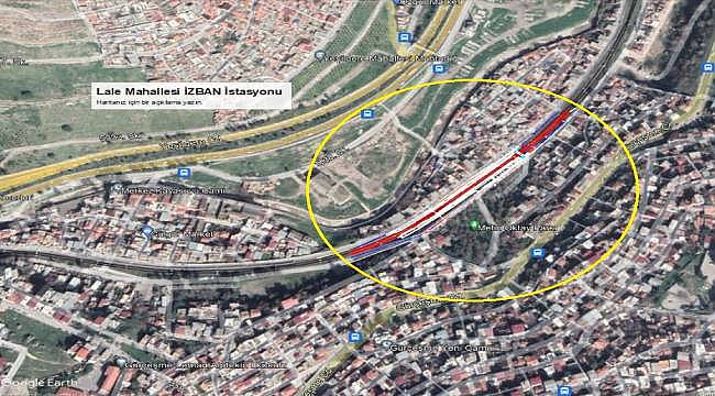 İZBAN hattına yeni bir istasyon daha ekleniyor