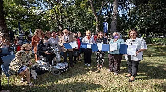 İzmir Büyükşehir'den toplumsal cinsiyet eşitliği için 3 STK ile protokol