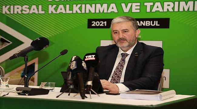 """MÜSİAD Genel Başkanı Kaan: """"Yüzümüzü kırsala dönmeliyiz!"""""""