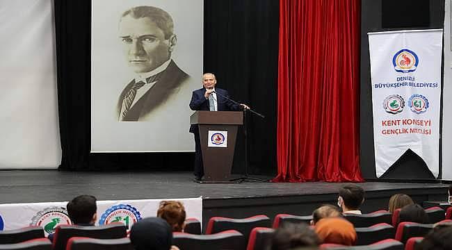 """Osman Zolan: """"Her türlü imkanımızı gençlere seferber ediyoruz"""""""