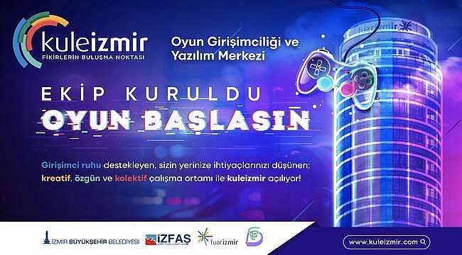Oyun dünyası İzmir'de buluşuyor