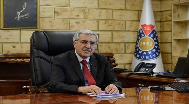 """Kahramanmaraş Sütçü İmam Üniversitesi Rektörü Prof. Dr. Niyazi Can: """"Üniversitemizi şehirle barıştırdık"""""""