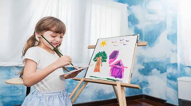 Resimlerin gizli dünyasına kulak verin: Çocukların yaptığı resimler ile iç dünyasını görebilirsiniz