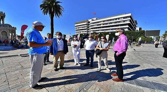 Sanchez Solis: İzmir'in turizm potansiyeli muazzam