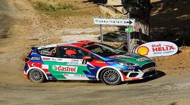 Shell Helix 2021 Türkiye Ralli Şampiyonası üçüncü yarışı sona erdi
