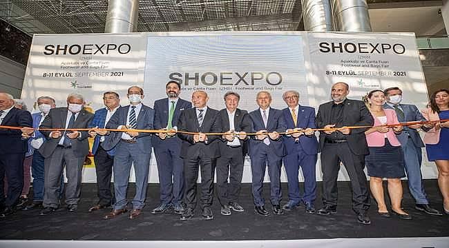 Shoexpo-İzmir Ayakkabı ve Çanta Fuarı, 47'inci kez kapılarını açtı