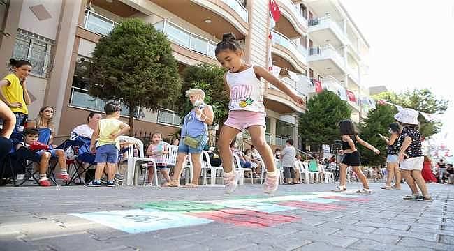 Sokak Senin etkinliği Karşıyaka Belediyesi'ne ödül getirdi