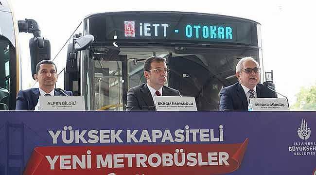 Türkiye'nin yerli metrobüsü: KENT XL