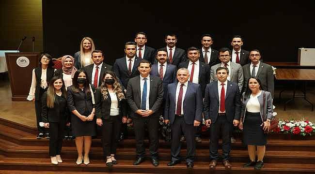 Vergi Müfettişleri Derneği'nin yeni genel başkanı Ahmet Halis Başli oldu