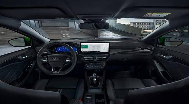 Hayatı kolaylaştıran teknolojiler Yeni Ford Focus'ta