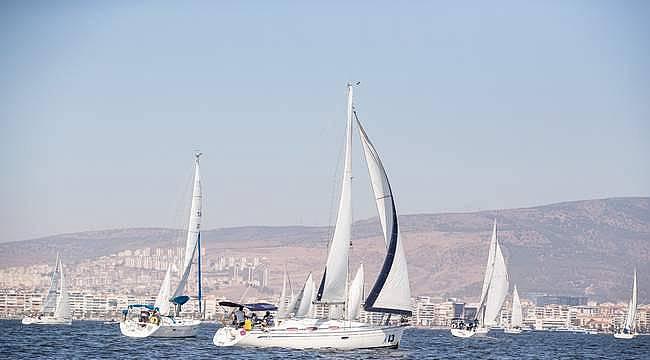 İzmir Körfez Festivali tüm deniz tutkunlarını İzmir'de buluşturuyor