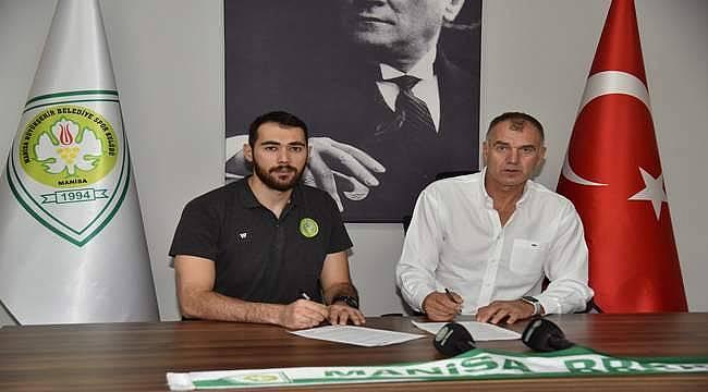 Manisa Büyükşehir Belediyespor Kulübü, Tunahan Dikmen'i transfer etti