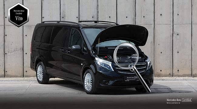 "Mercedes-Benz'den ""Birinci Sınıf, İkinci El"" hizmeti..."