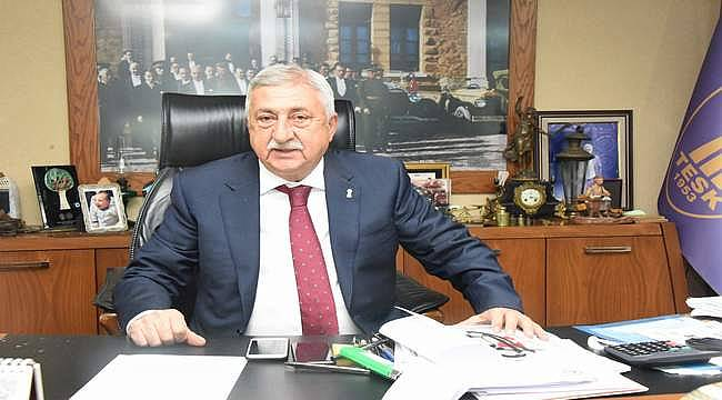 """TESK Başkanı Palandöken: """"Marketler Eczaneler Gibi Nüfusa Göre Açılmalı"""""""