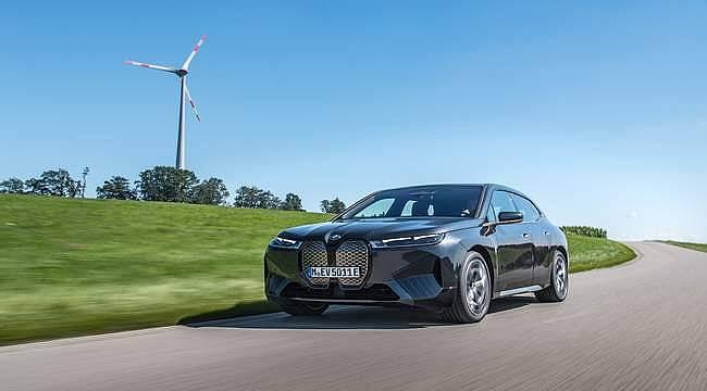 Yeni BMW iX xDrive40 için ön sipariş süreci başladı