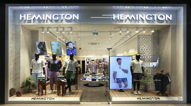 Hemington, yeni mağazasını Bodrum Midtown AVM'de açtı - DUYURU KÖŞESİ -  www.mahalligundem.com - Haber Portalı